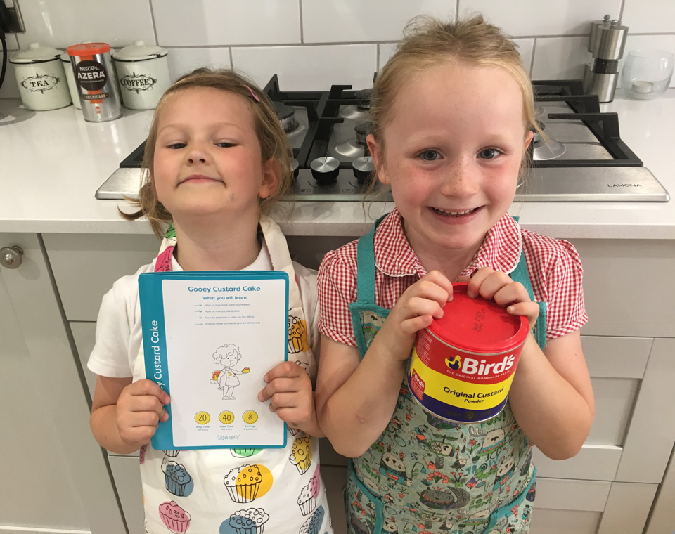 'Sid and Nancy The Cooking Academy Monthly Subscription Box'